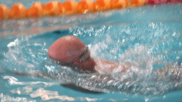 Club swim 19th August