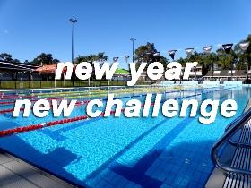 2019 New Year New Challenge