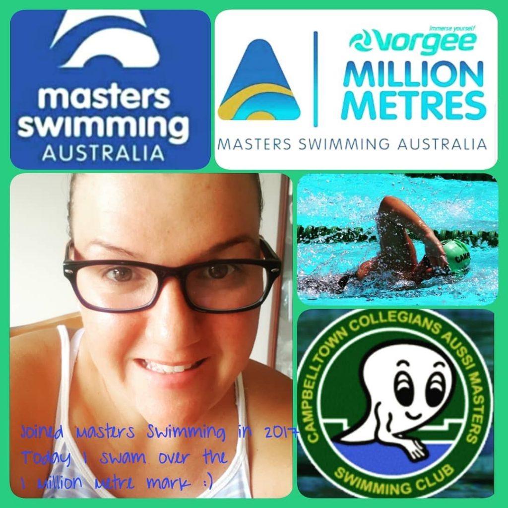 1 million metres for Suzie 2019