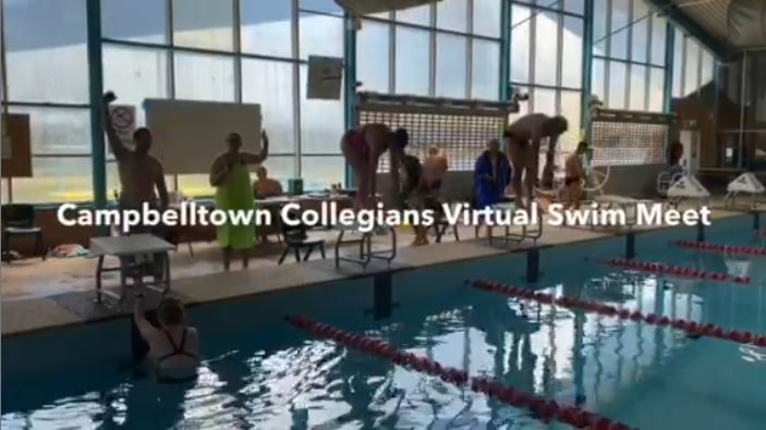 Campbelltown Masters September 2020 Virtual Swim Meet